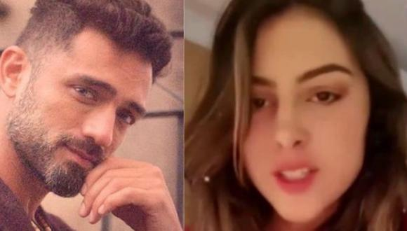 Pablo Heredia acusado de acoso por influencer colombiana Estefany Najar