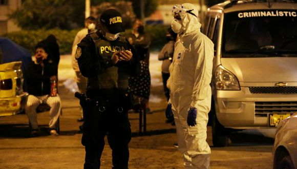 Un total de 82 policías murieron y más de cuatro mil están contagiados con coronavirus | GEC | TROME