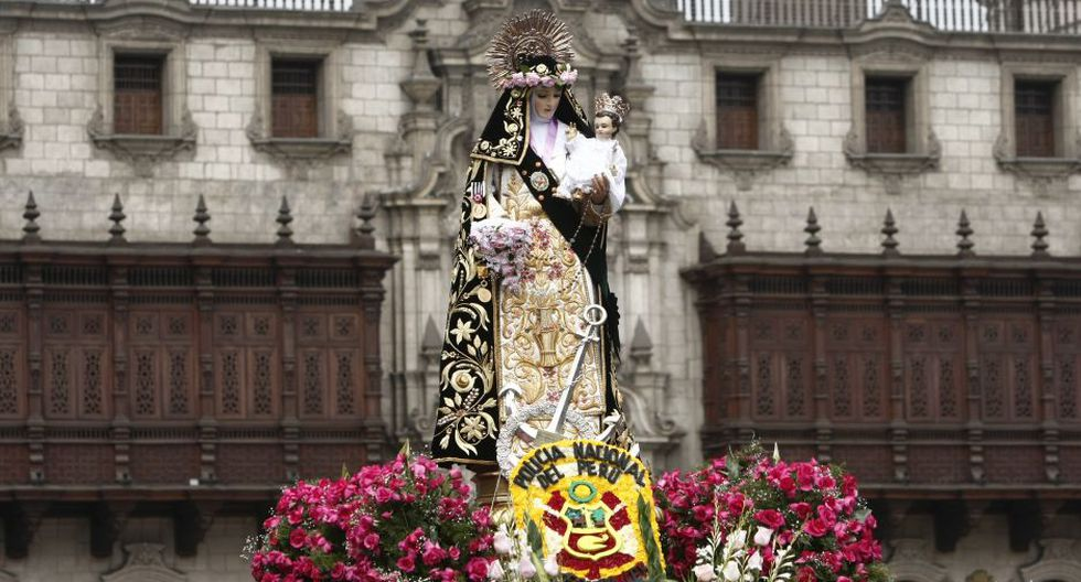 Santa Rosa de Lima recorrerá el país.