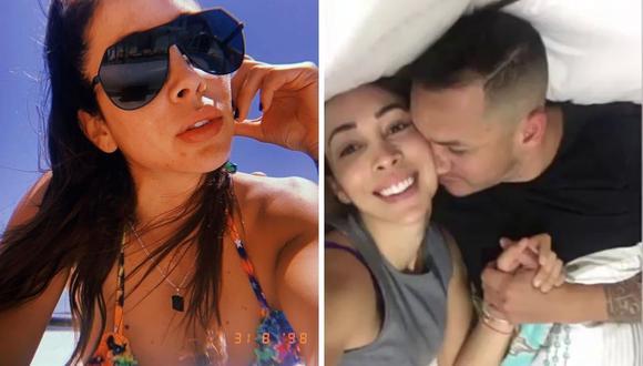 Olinda Castañeda se luce enamorada con exluchador, con quien dentro de poco anunciará nuevo proyecto empresarial.