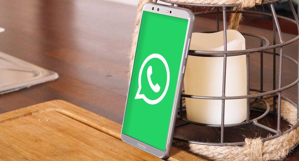 ¿Quieres usar WhatsApp como un block de notas? Esto es lo que debes realizar. (Foto: WhatsApp)