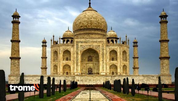¿Por qué el Taj Mahal se vuelve marrón? Te contamos todas las razones