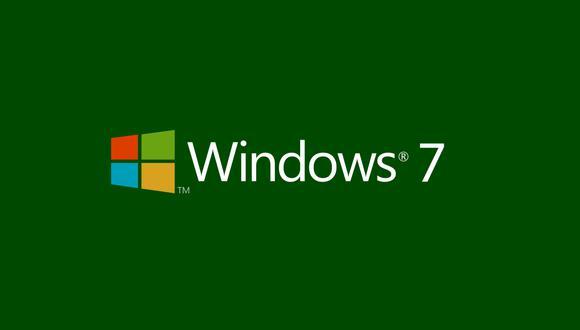 Aún utilizas Windows 7 en el trabajo, en tu casa, u otro dispositivo. Antento, software dejará de funcionar el 2020. (Foto: Microsoft)
