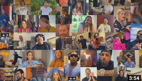 """Así suena nueva versión de """"Color Esperanza"""", la canción de Diego Torres. (Foto: Captura de video)"""