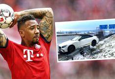 Coronavirus en Alemania | Bayern Múnich multa a Jerome Boateng romper cuarentena | VIDEO