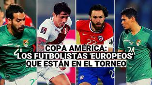 Copa América 2021: Gianluca Lapadula y los otros futbolistas 'europeos' que están en el torneo