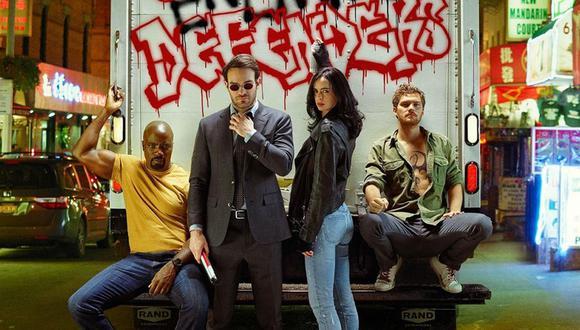 The Defenders: Mira el primer tráiler oficial de la serie de Marvel y Netflix