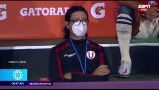 Así fue la dura derrota de Universitario de Deportes por Copa Libertadores