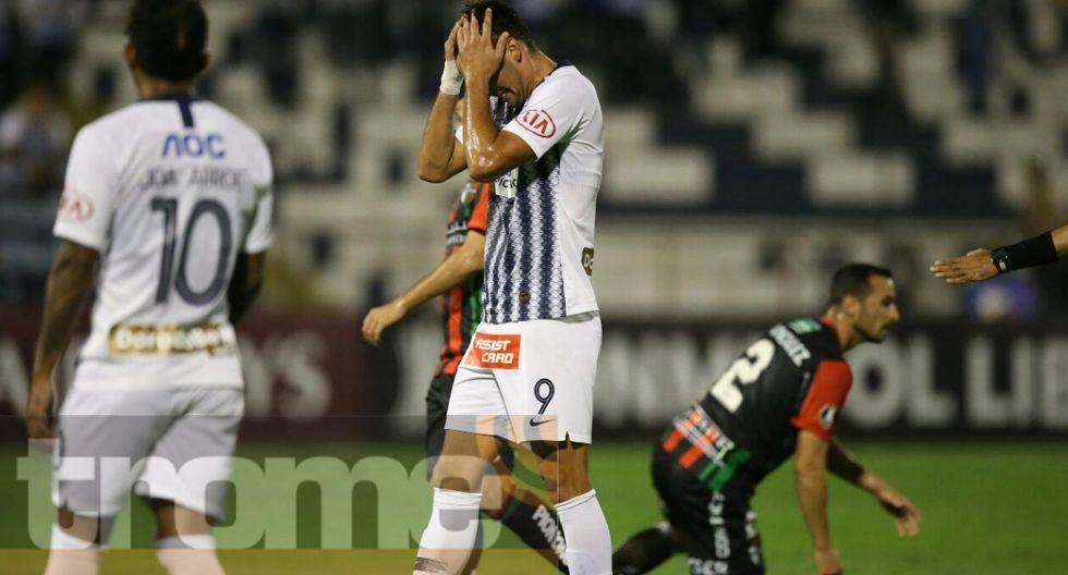 Alianza Lima vs Palestino EN VIVO se enfrentan en Matute por Copa Libertadores