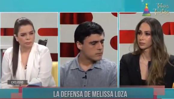 Melissa Loza pensó en atentar contra su vida tras entrevista que le dio su mamá a Magaly Medina