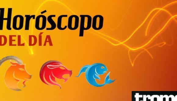 Horóscopo 2018 de hoy martes 11 de septiembre
