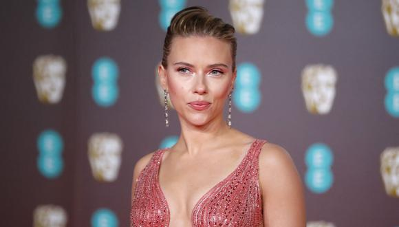 Scarlett Johansson protagoniza las portadas de todos los medios ante rumores de un posible embarazo. (Foto: Tolga AKMEN / AFP)