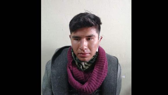 Puno: el sujeto fue intervenido por las rondas campesinas tras la denuncia de la mamá de la víctima.