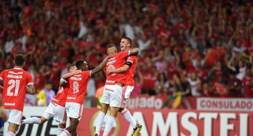 Paolo Guerrero: Mira sus GOLAZOS y doblete en Inter vs U. Católica por Copa Libertadores