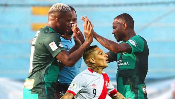 Wilmer Aguirre suela con jugar también al lado de Paolo (Foto: Liga1 )
