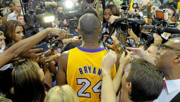 'DC' Cornier compartió esta imagen de Kobe Bryant. (Redes sociales)