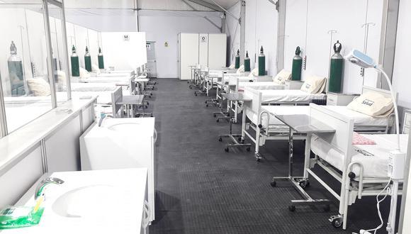 Cajamarca: nueva Villa EsSalud será implementada en 72 horas para atender a pacientes COVID-19 (Foto referencial).