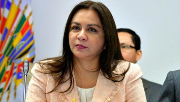 Marisol Espinoza indicó que no se ha cumplido con todas las obras que debían estar listas para dar inicio al cobro del peaje.