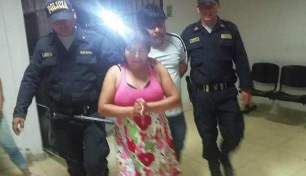 Los agresores confesaron la violación sexual a la Policía Nacional. Foto: Joel Larrea