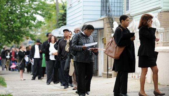 Más de 3 millones de españoles están registrados en las oficinas de desempleo, según el Ministerio de Trabajo y Economía Social en Madrid. (Foto: AFP)