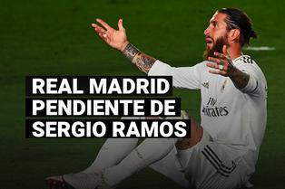 Sergio Ramos espera llegar al debut en Champions League y al clásico contra Barcelona