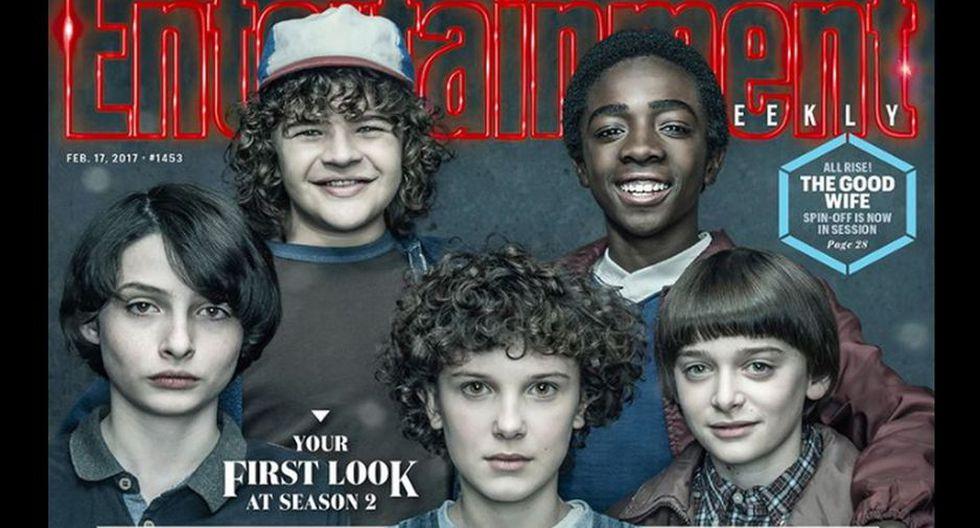 Stranger Things: No vas a creer como lucirá 'Eleven' en la segunda temporada