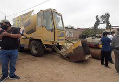 Lambayeque: Hombre fallece tras ser aplastado por maquinaria pesada en su taller en Chiclayo