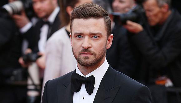 """La película """"Palmer"""" será protagonizada por Timberlake y estará bajo la dirección de Fisher Stevens. (Foto: AFP)"""