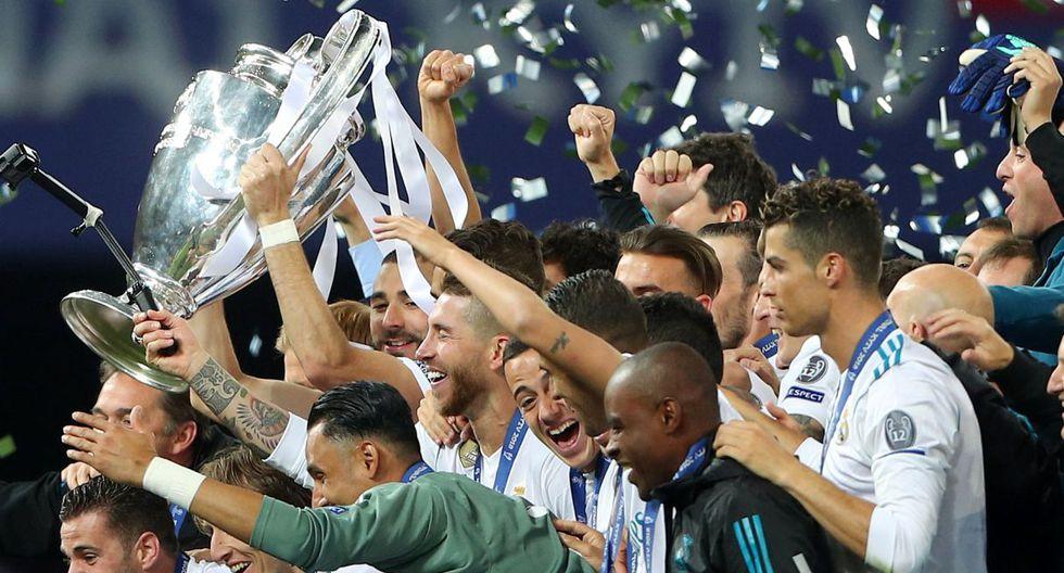 Real Madrid campeón de la Champions League: derrotó 3-1 a Liverpool en la final