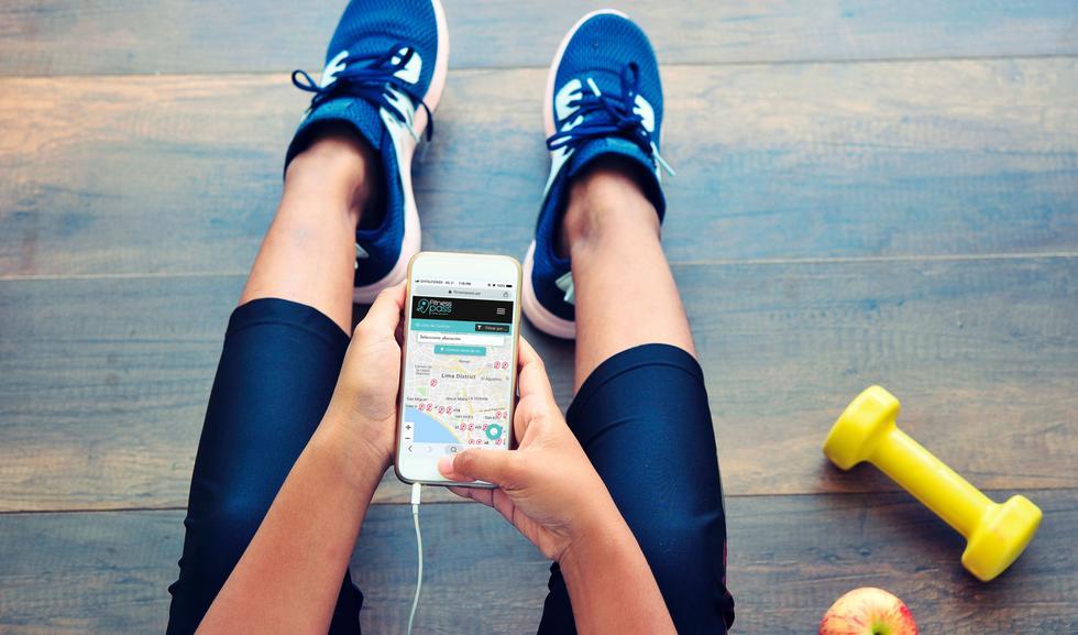 Fitness Pass: aplicación móvil permite reservar clases de gym, natación, ballet, esgrima y más