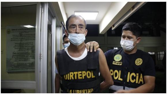 El abogado de ´cara cortada´ dijo que no él no tenía ningún motivo para matarlo y que solo se encontraba bajo los efectos de las drogas y el alcohol (Foto: Archivo GEC)