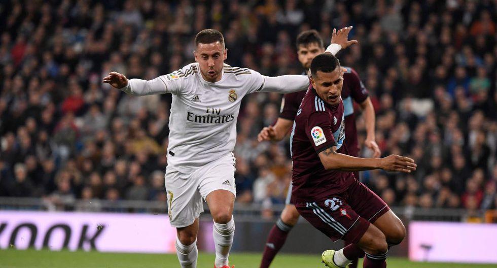 Real Madrid vs. Celta de Vigo: Partido por la Liga Santander