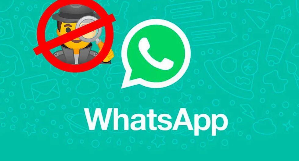 ¿Deseas ocultar la última hora de conexión para todos tus contactos? Entonces sigue este truco de WhatsApp. (Foto: Composición)