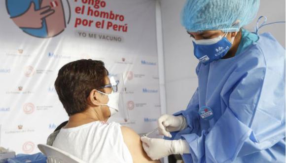 Ya más de 13 millones han recibido la vacuna. (Foto: GEC)