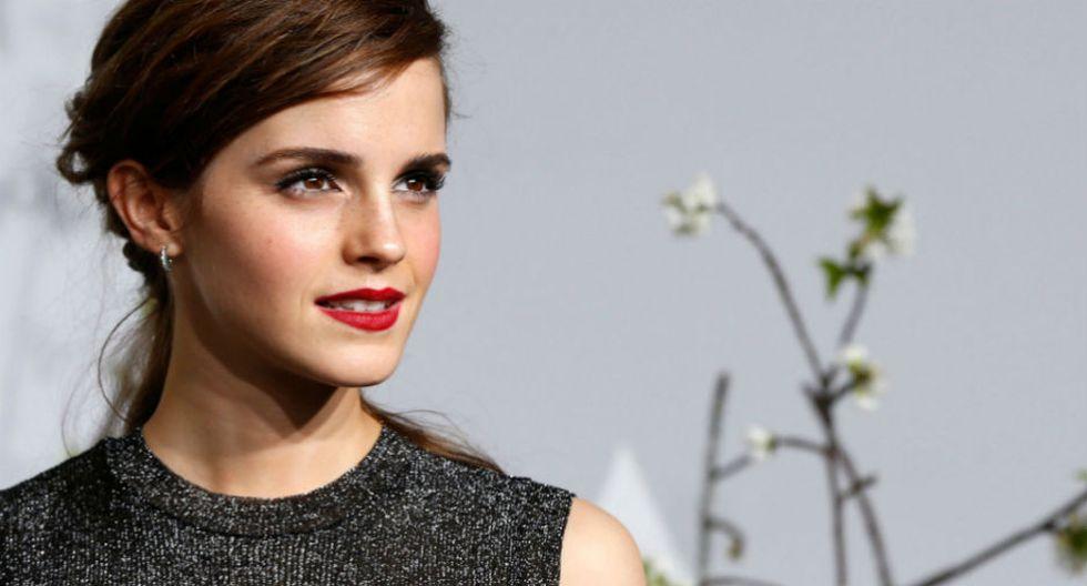 Emma Watson trabaja a favor de la igualdad de género.