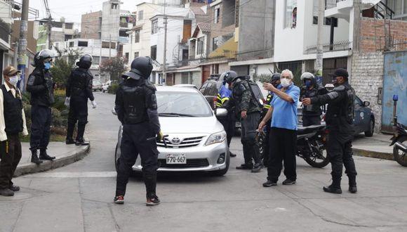 Extranjeros protagonizan persecución y balacera y desatan el pánico en San Luis | GEC | Violeta Ayasta
