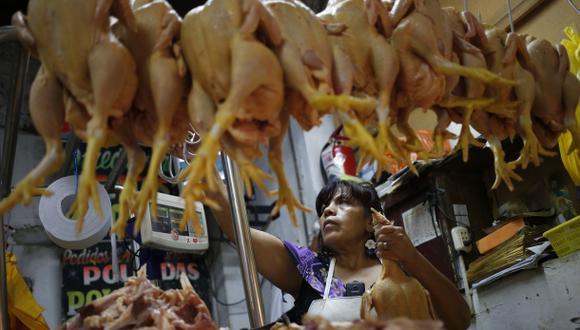 Precio del kilo del pollo volvió a bajar en los mercados. (Trome)