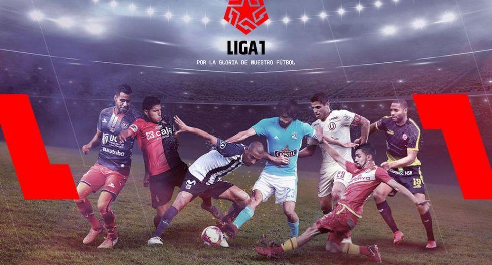 Tabla de posiciones del Torneo Apertura de la Liga 1