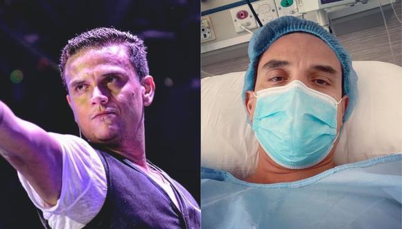 Silvestre Dangond reportó a través de las redes sociales que fue hospitalizado. (Foto: @silvestredangond)