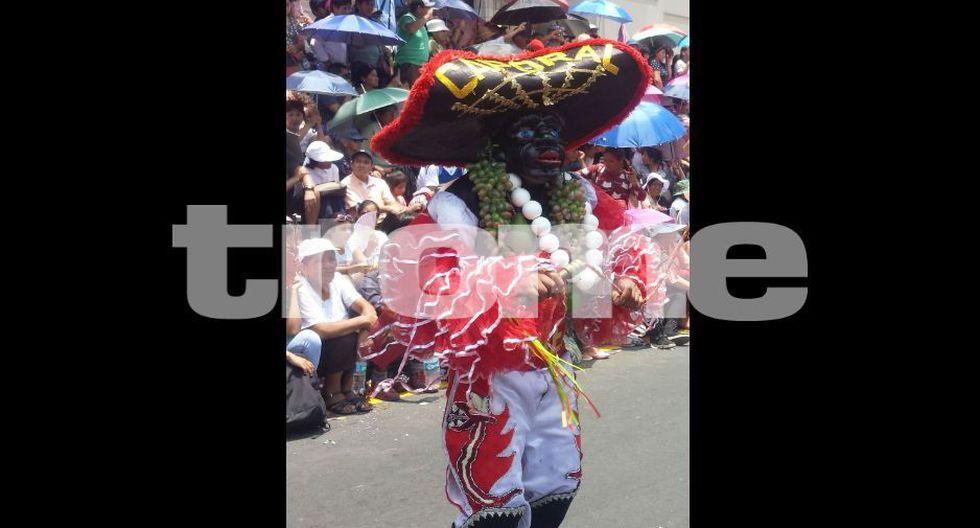 Gran pasacalle por la Virgen de la Candelaria llenó de folclore, alegría y tradición al Cercado de Lima. (Fotos: Isabel Medina / Trome).