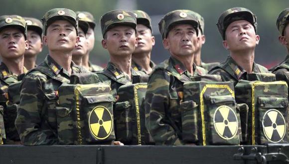 Pese a que la ONU le ha prohibido realizar casi cualquier actividad económica de manera internacional, Corea del Norte sigue buscando, como lo ha hecho desde hace años, desarrollarse como potencia nuclear. (AP).