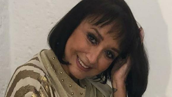 María Antonieta de las Nieves se refirió a su fotografía en ropa de baño. (Foto: @lachilindrina_oficial)