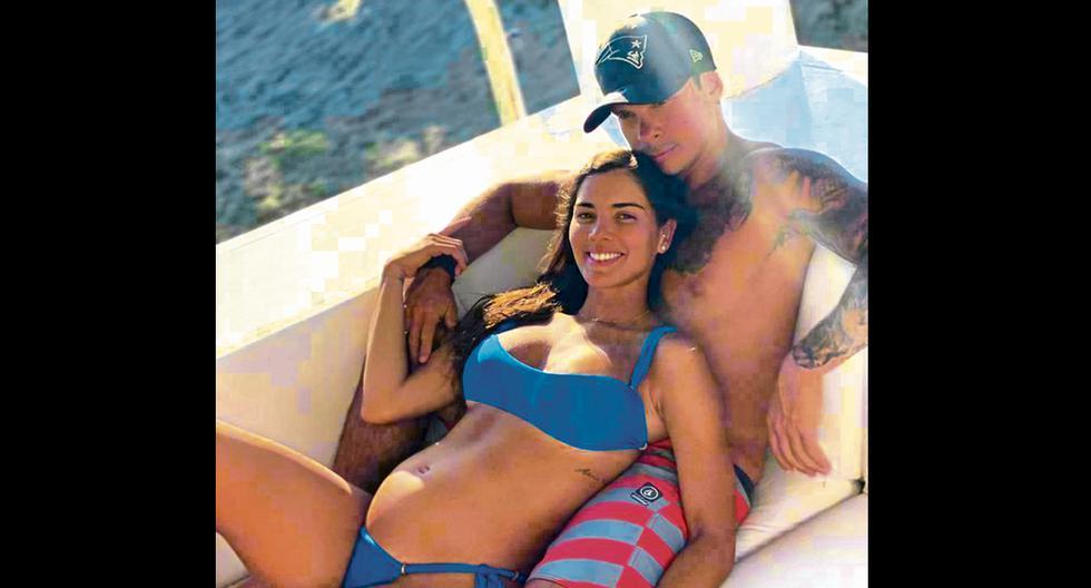 Mario Hart y Korina Rivadeneira felices con su paternidad