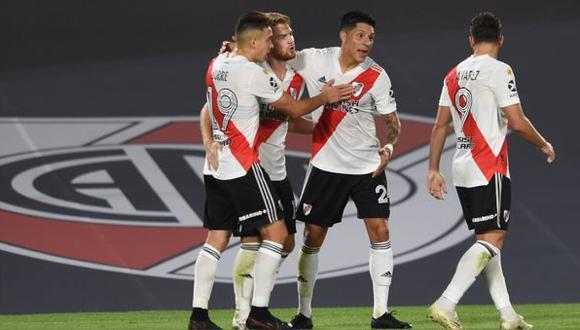 River Plate deberá cambiar medio equipo titular para jugar en la 'Bombonera' (Foto: Agencias)