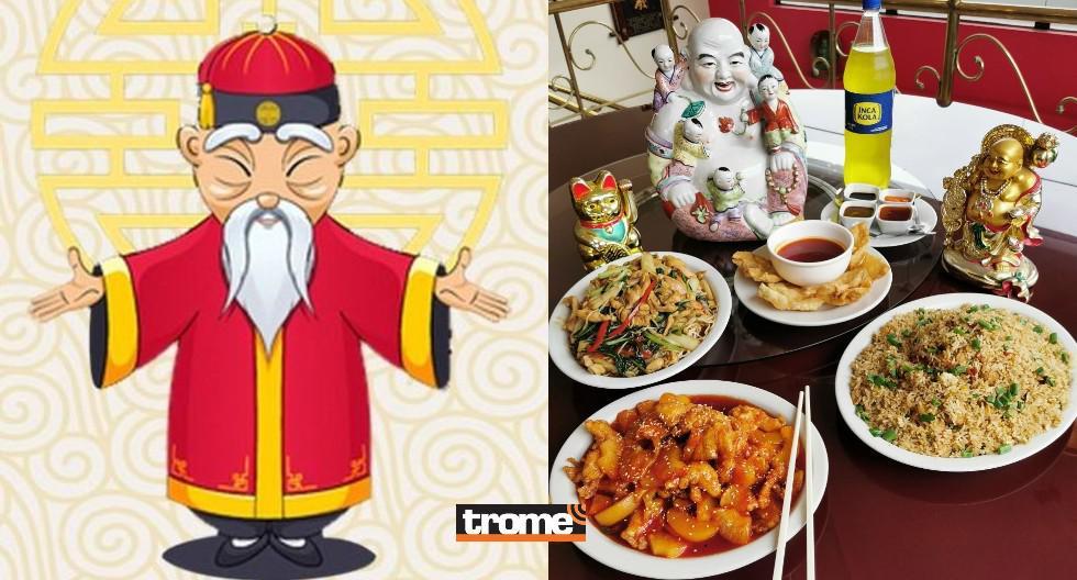 Empieza el Año Nuevo Chino y en esta cuarentena se celebrará con actividades virtuales y delicias que ofrecerán los chifas. (Trome Isabel Medina)