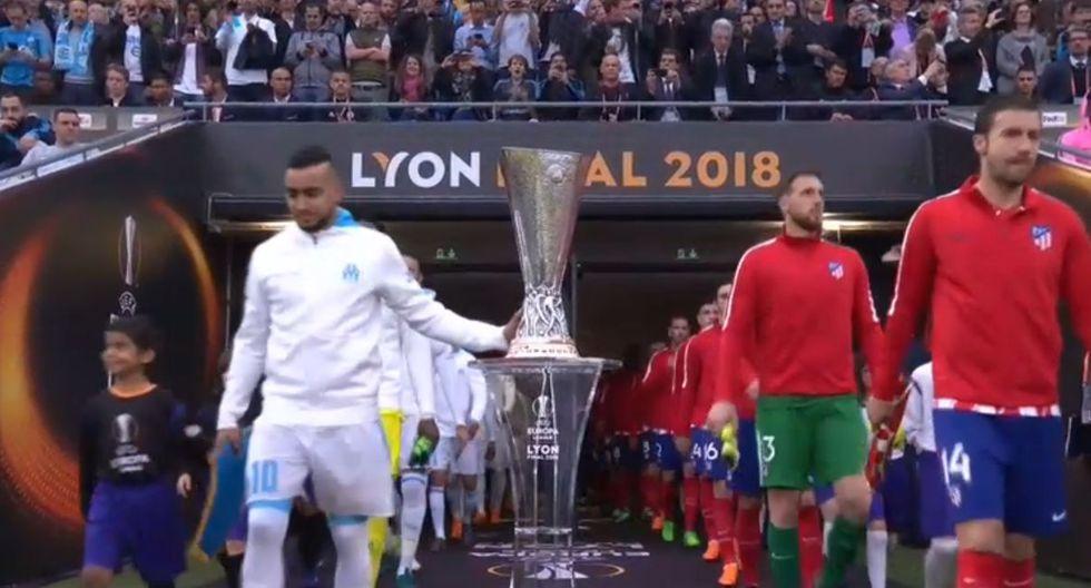 Marsella: Payet desafió a la maldición, se hizo realidad y salió llorando ante Atlético Madrid ¿Qué pasó?
