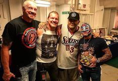 Leyenda de la lucha libre, Konnan, fue hospitalizado de gravedad