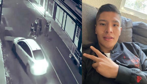 Diego Armando Helguera es buscado en el país por tentativa de feminicidio. (Foto: Twitter)