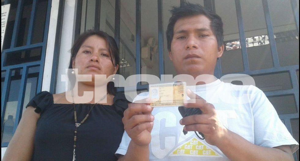 Conmoción en toda La Libertad por asesinato de un niño de un año. (Foto: Javier Rosado)
