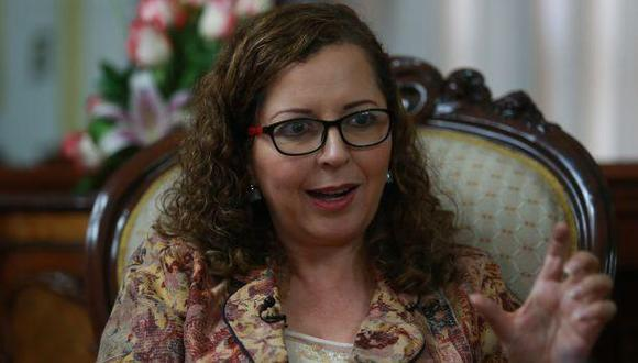 Rosa Bartra fue congresista de Fuerza Popular entre los años 2016 y 2019 cuando el Congreso fue disuelto. (Foto: GEC)